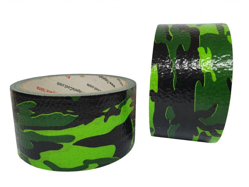 Samolepící páska US ARMY 9,14m