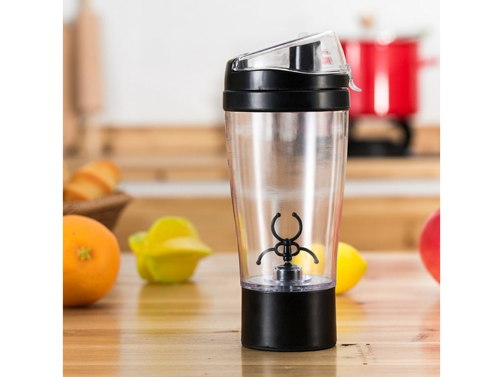 0 Portable Direct Drinking Lazy Person Supplies Automatic Coffee Tornado Electric Mixing Cup Bottle Hydro Flask