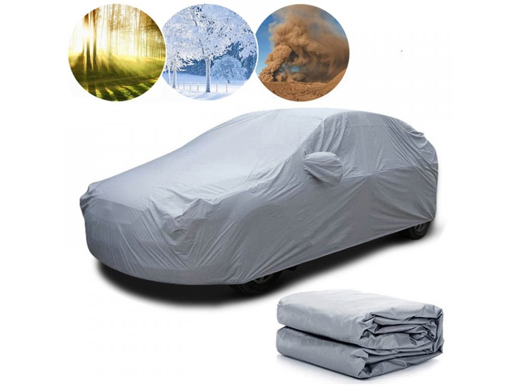 0 Car Front Wndow Cover Full Cover Sun Shade Protector Outdoor Wind Dust Snow Rain Protective Cover