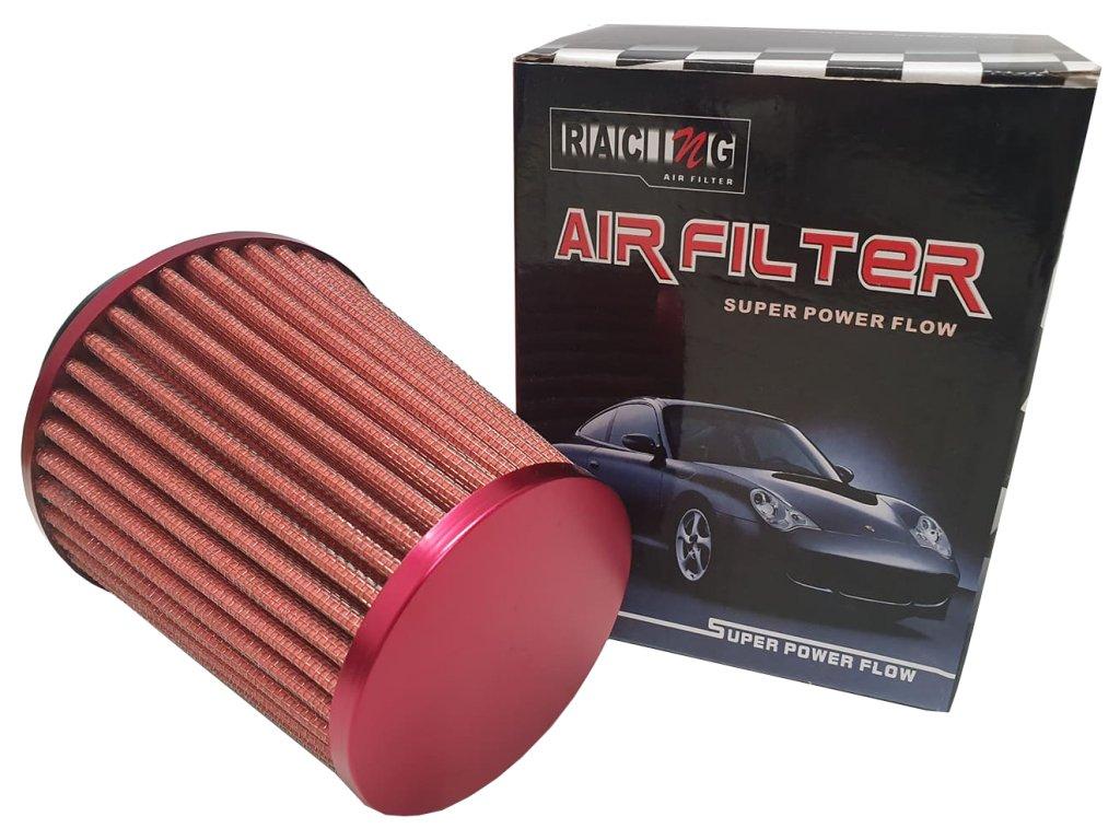 filtr cerveny