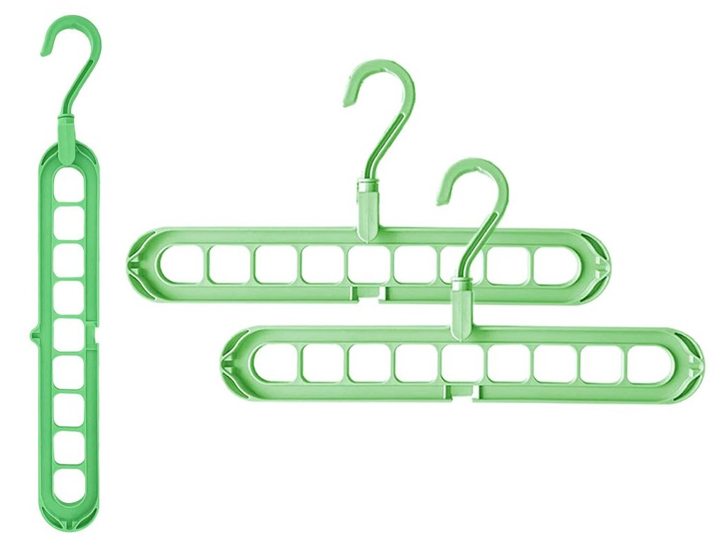 eng pl Organizer for clothes hangers 2 pieces 2062 1 3