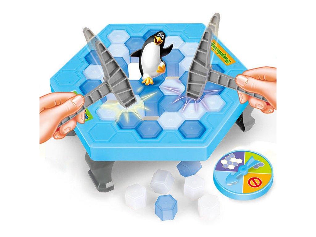 Stolní hra Penguin Trap