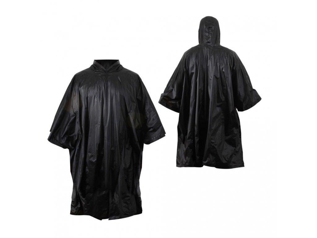 Pončo s kapucí - pláštěnka