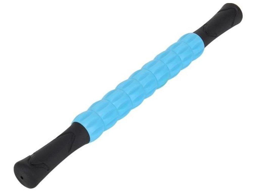 Masážní tyč 44 cm modrá