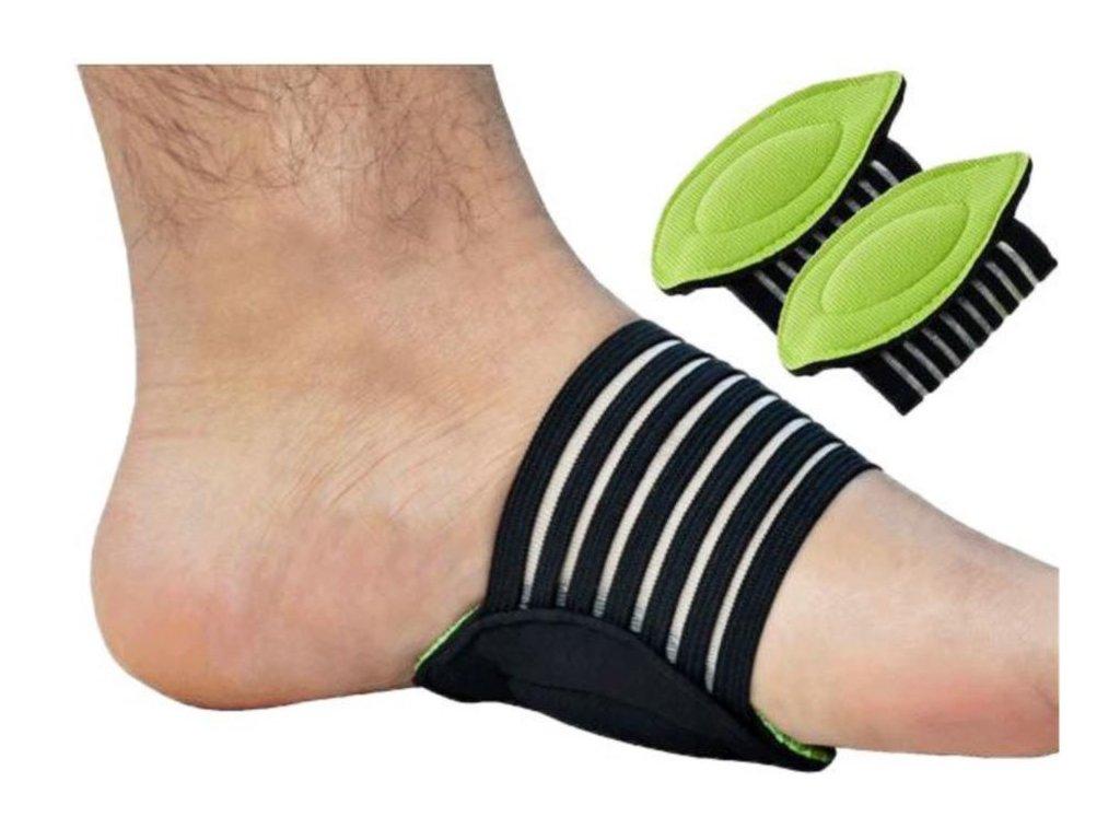 Opora klenby nohou - 2ks