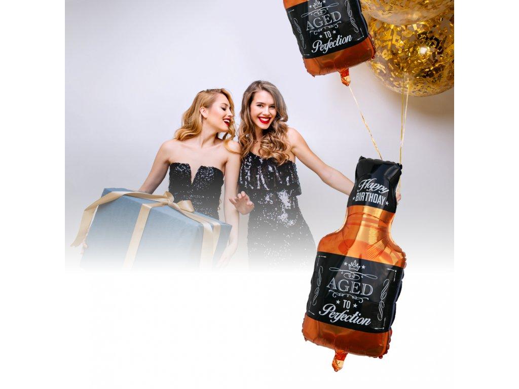 0043239 foliovy balonek whiskey