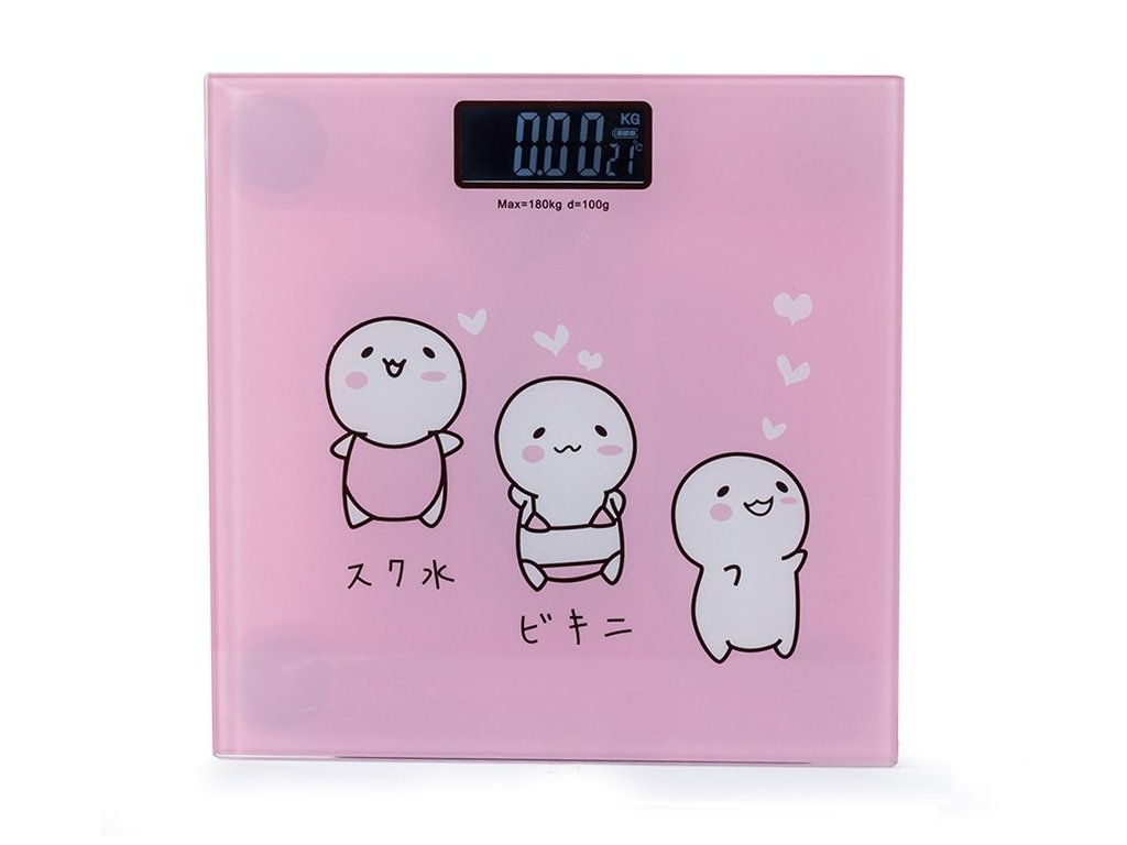 eng pl Electronic Bathroom Scale 180kg Glass Lcd 1839 1 3
