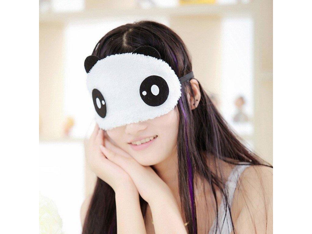 0054176 maska na spani panda