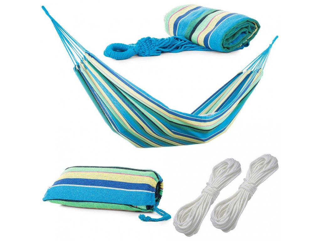 eng pl Garden hammock hanging rocking chair cover bav 200x80 99 13
