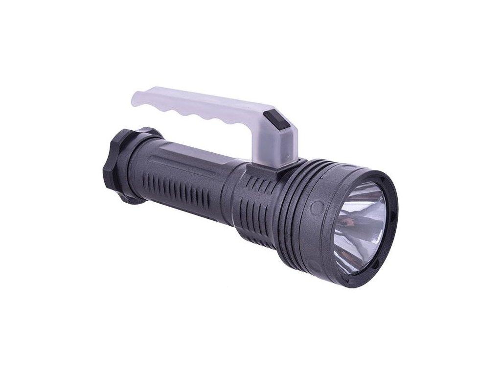 Ruční LED svítilna F180