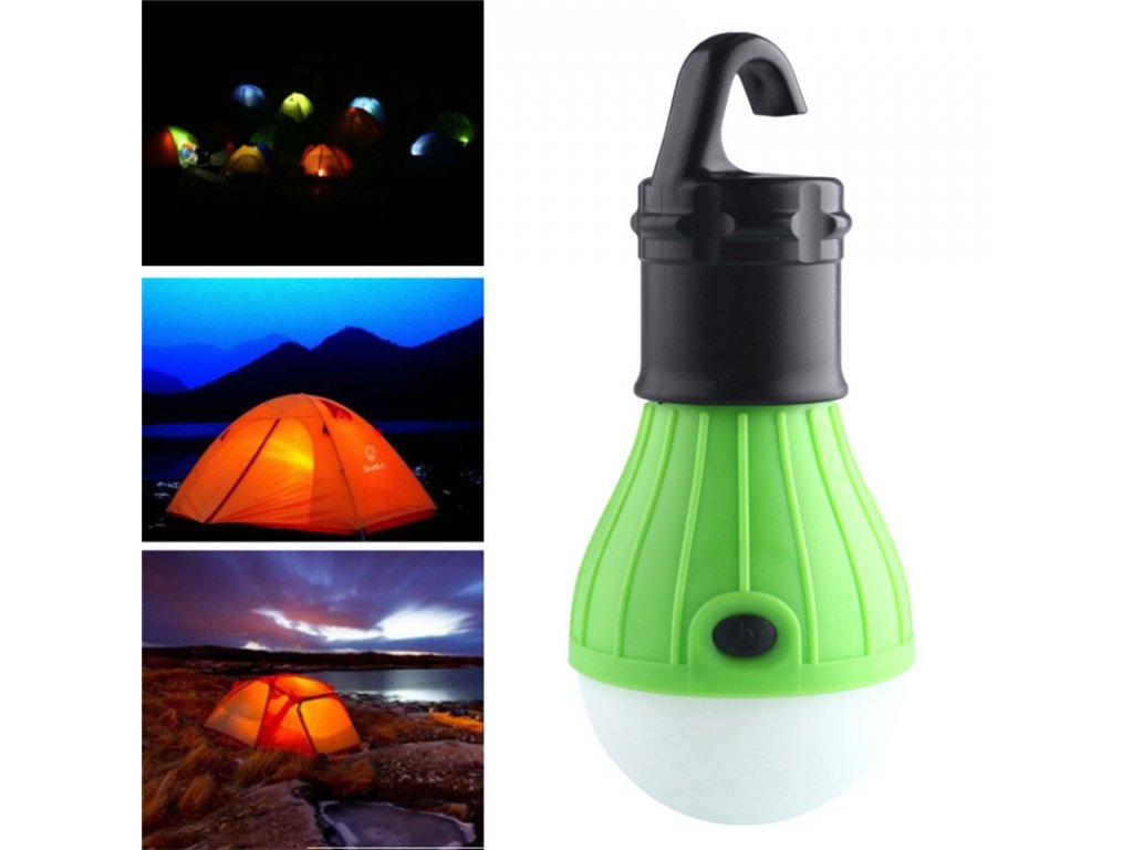 Soft Light Outdoor Hanging LED Camping Tent Light Bulb Fishing Lantern Lamp Wholesale free shipping 91
