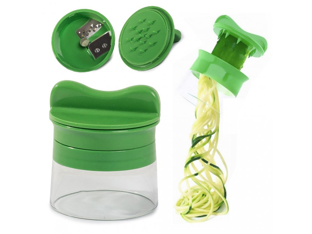 OXO Spiralizer Slideshow