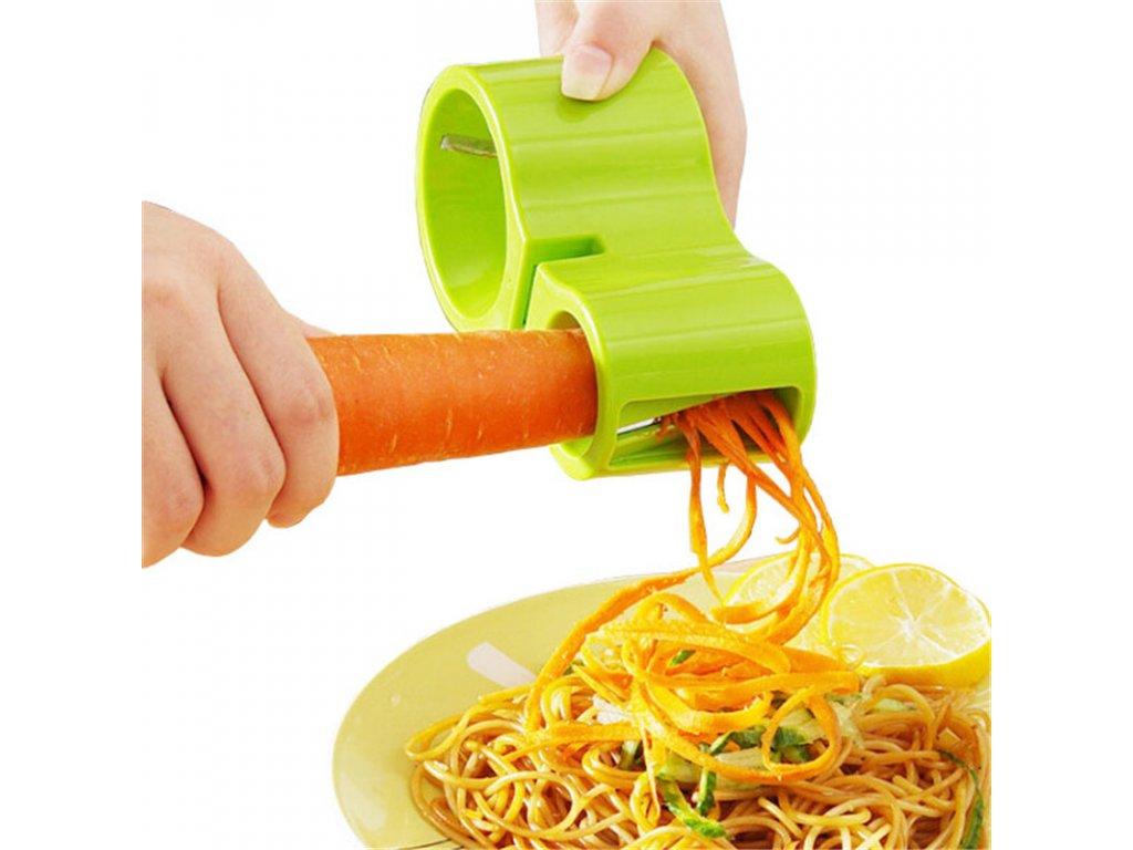 3 em 1 faca afiador 2 furos tamanho ralador descascador de cenoura vegetal ralador Espiral fruit