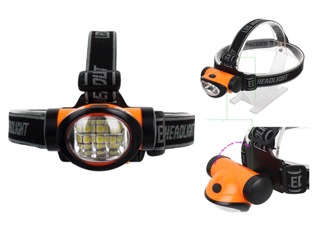 603 6 COB 3W LED headlamp M