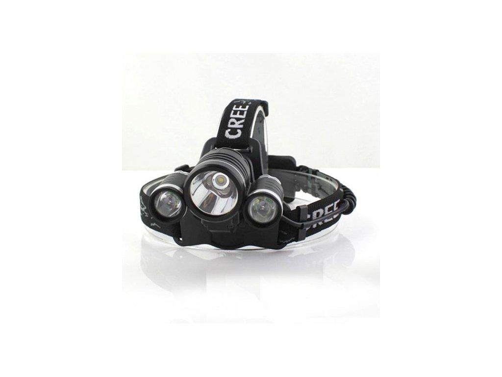 boruit rj 1155 3t6 led headlight light 3cree xm l t6 4 mode 4000 lumen led headlamp bike light 218652