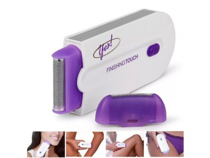 0 2 in 1 Electric Epilator Women Hair Removal Painless Women Hair Remover Shaver Instant Painless Free