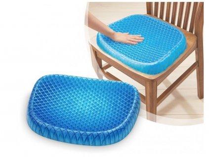 Gelová tvarovací podložka na sezení