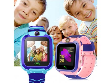 kidsbaron smartwatch for kids safety features main