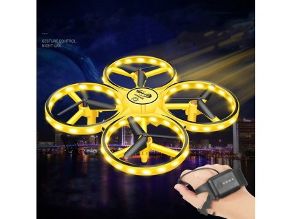 c mini quadcopter induction drone smart main 0