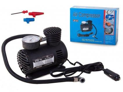 eng pl Mini Compressor Compressor Car Pump 12v 831 1 3