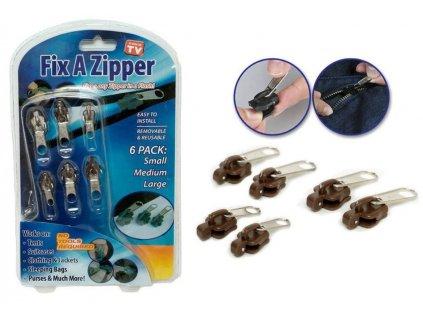 Sada na opravu zipu Repair Kit Zipper