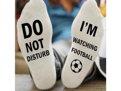 0043402 ponozky nerusit davaji fotbal