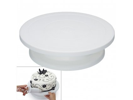 uu461l4dPlateau tournant decoration gateau Sweetly Does It Kitchen Craft SDITURNTABLE