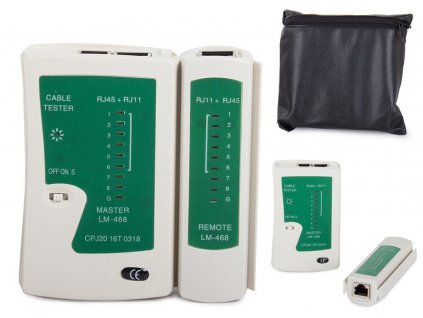 eng pl Network cable tester rj45 rj11 pouch 2374 1 3
