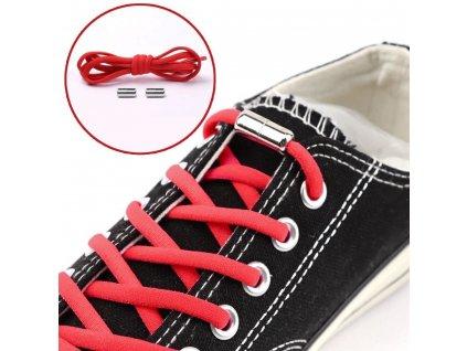 0048351 elasticke samozavazovaci tkanicky cervene