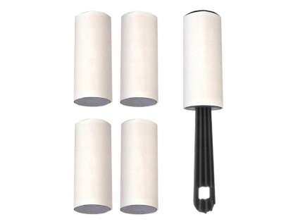 eng pl Roller roller for cleaning clothes set of 5 pieces 2614 1