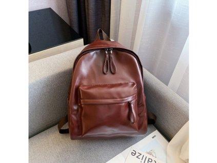 Dámský batoh ELEGANT hnědý PL135BR
