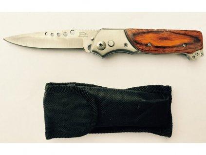 Vystřelovací nůž s pouzdrem 20, 6cm - č.47