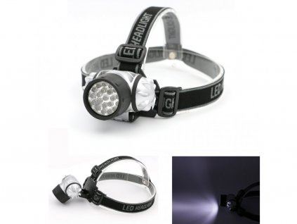 Čelovka Headlamp 21 x LED