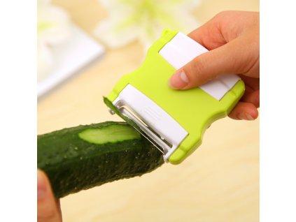 Multifunctional Sliced Shredded Vegetables Fruit Cutting Equipment Cucumber Slicing Machine Peeling Machine Kitchen Novel Tools 9
