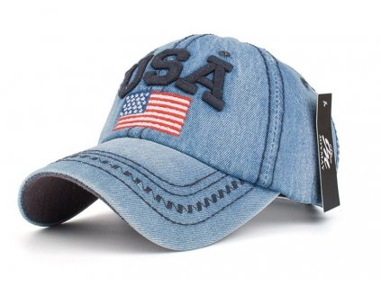 84099 2016 new arrival high quality snapback cap cotton baseball cap usa flag embroidery hat for men 1