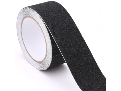 Black Anti Slip Surface Tape Grit Non Skid