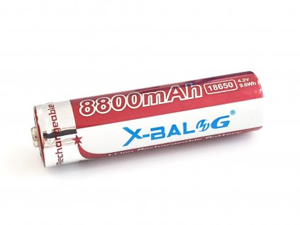 baterie 18650 8800mah xballog