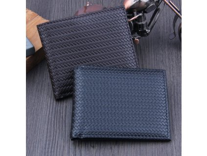Naivety Men Bifold Business PU Leather Wallet ID Credit Card Cash Holder Purse Pockets Short Wallets 1