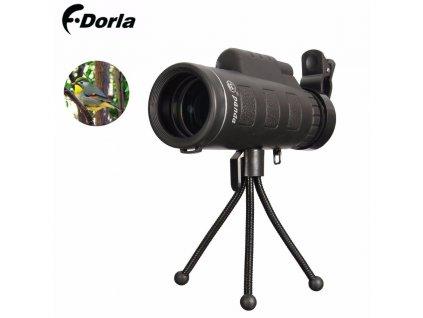 Monokulární dalekohled 35x50 s trojnožkou  + Příslušenství ZDARMA