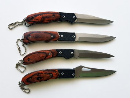 Zavírácí nůž MINI s řetízkem pro zavěšení 1ks