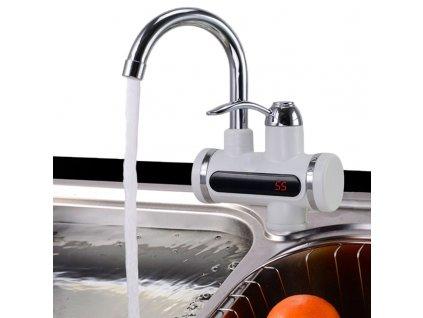 Baterie s elektrickým ohřevem vody