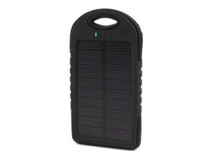 Powerbanka solární dobíjecí 5000mAh