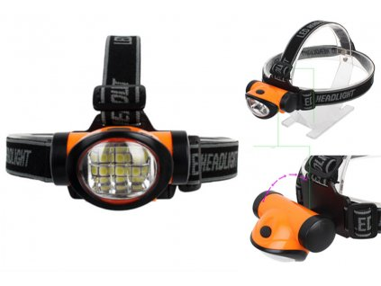 603 6 COB 3W LED headlamp M