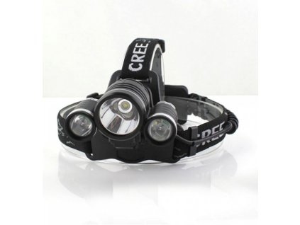 boruit rj 1155 3t6 led headlight light 3cree xm l t6 4 mode 4000 lumen led headlamp bike light 218652