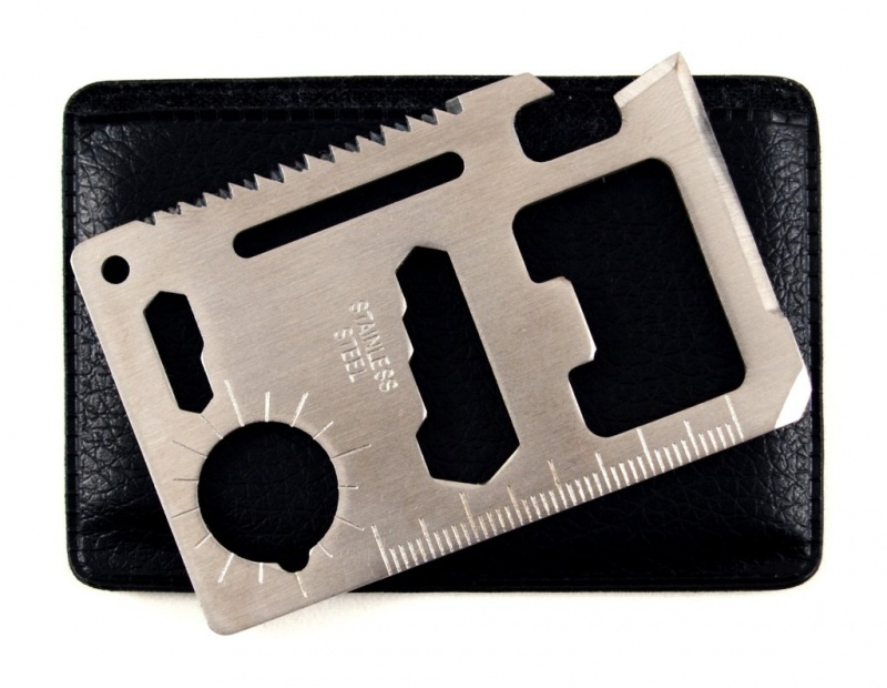Multifunkční kreditní karta