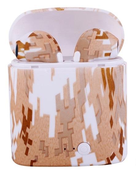 Bezdrátová bluetooth sluchátka i7S TWS Varianta: 1