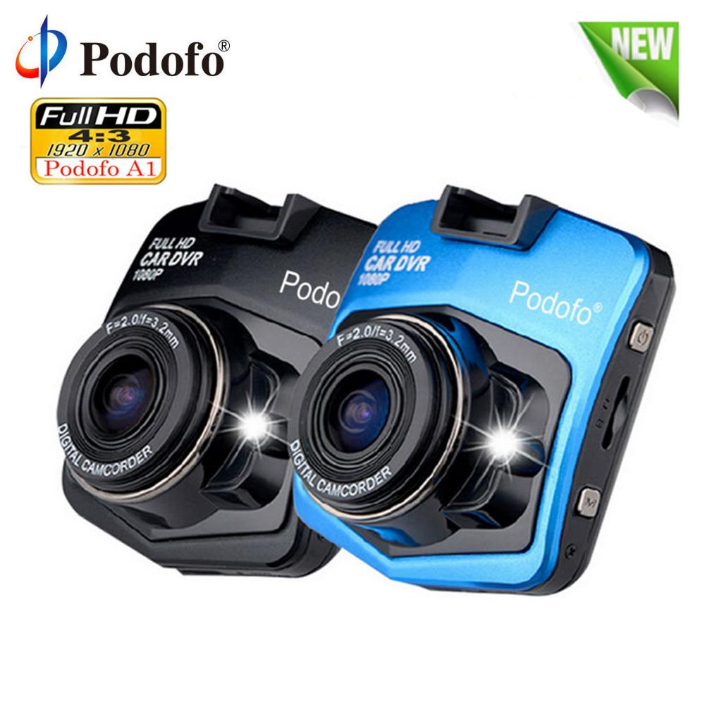 Přední FULL HD 1080 kamera do auta Barva: Modrá