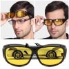 Brýle HD Division pro řidiče pro jasné vidění 2v1
