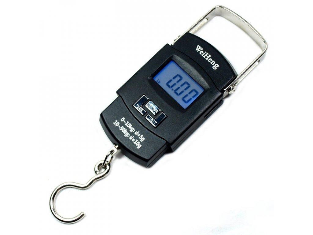 Príručná váha WH-A08 do 50kg + batérie ZADARMO