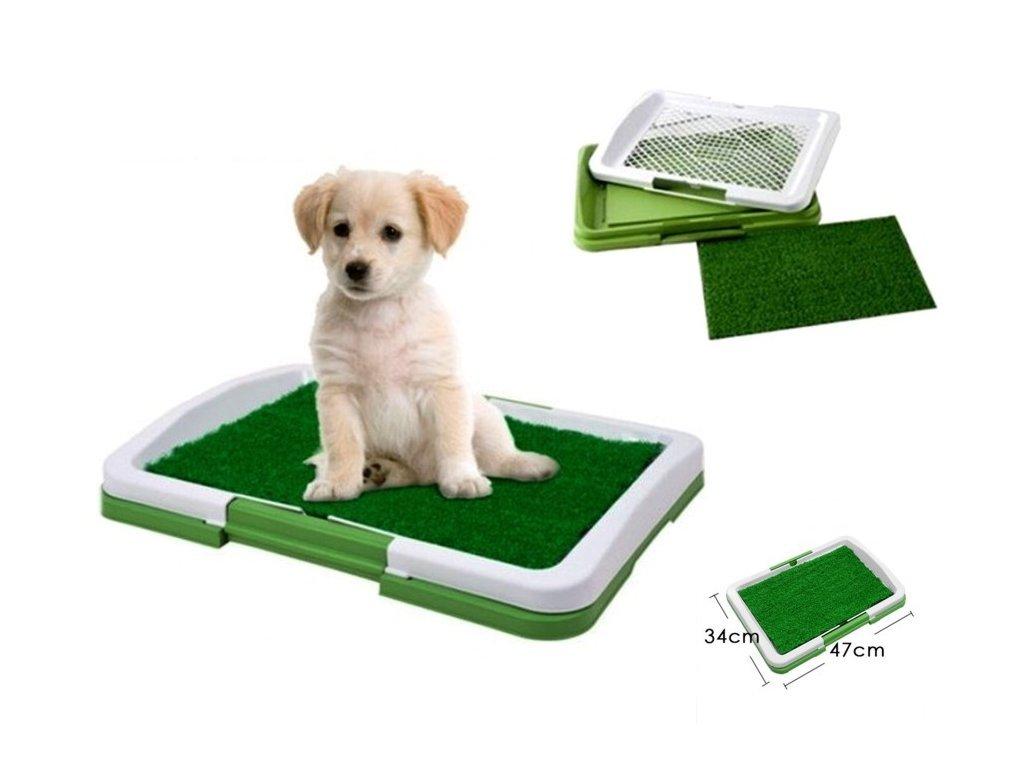 87360 wc toaleta pro psy